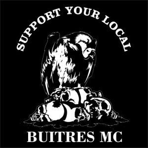 Buitres MC - Support local
